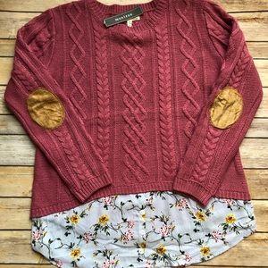 Monteau Sweater
